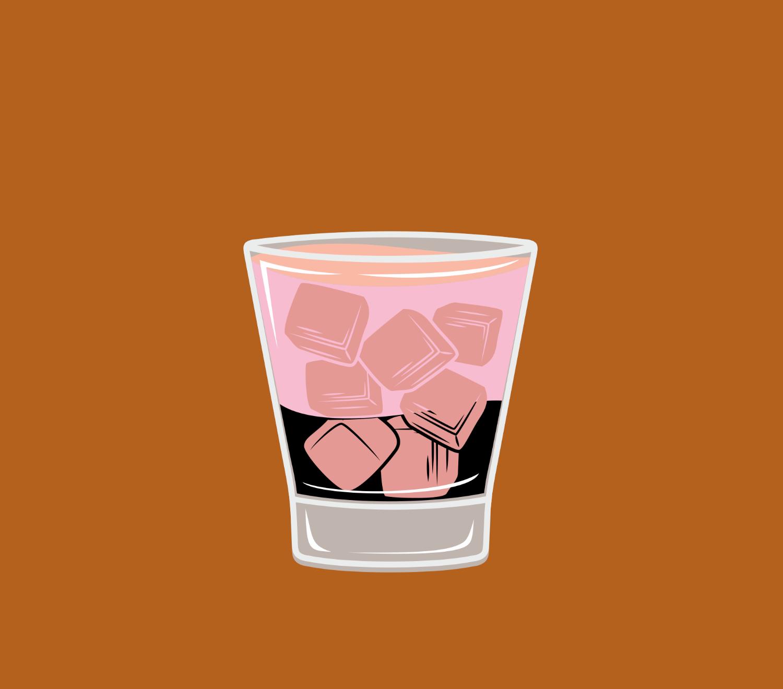 Розовый русский