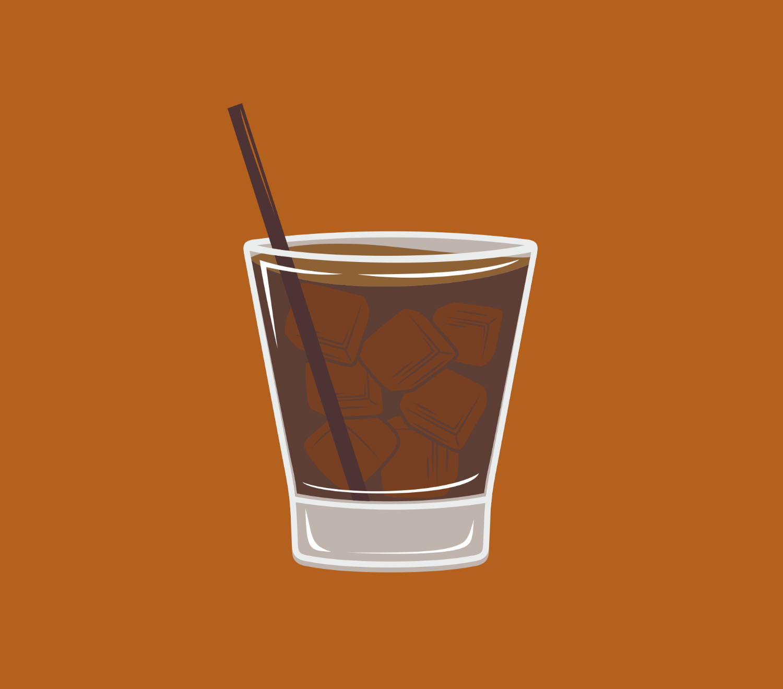 Виски кола